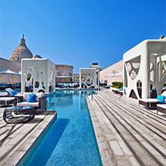 Waldorf astoria dubai palm jumeirah honeymoon dreams for Best hotels in dubai for honeymoon