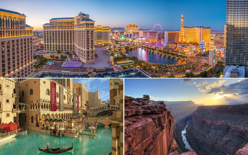 las vegas honeymoon - Top honeymoon destinations in America