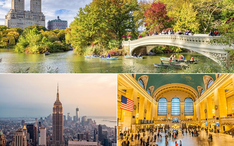 new york honeymoon - Top honeymoon destinations in America