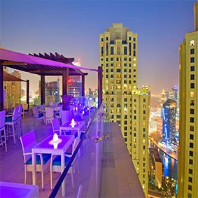Hilton Dubai The Walk - Luxury Dubai Honeymoon Packages - Thumbnail