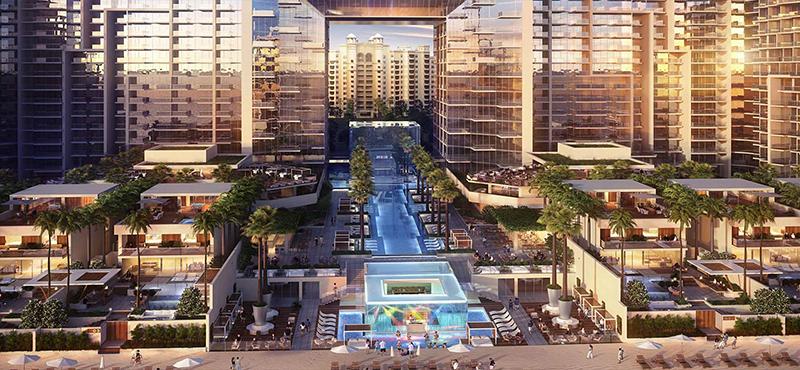Five palm jumeirah dubai luxury dubai honeymoon packages for Dubai 5 star hotel deals