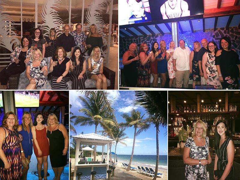Natasha shares her experiences - St Lucia honeymoons - Coconut bay beach resort - dining