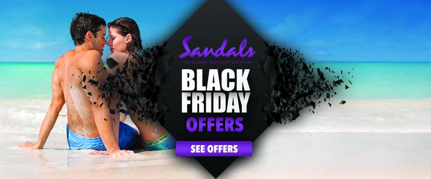 sandals black friday