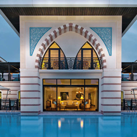 thumbnail - Jumeirah Zabeel Saray - Luxury Dubai Honeymoon Packages