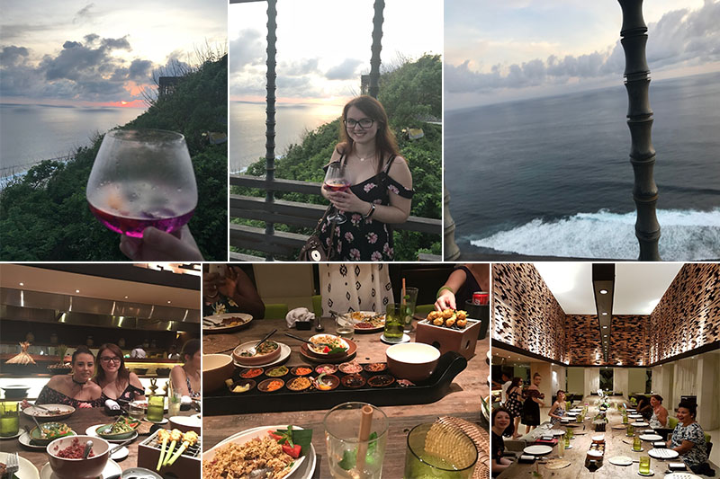Abbies Bali Blog - Alila Villas Uluwatu - Dining