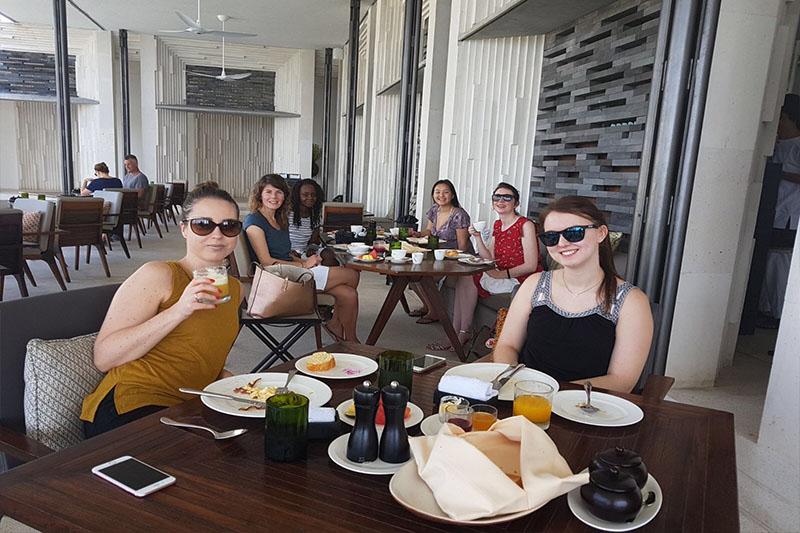 Abbies Bali Blog - Alila Villas Uluwatu - breakfast