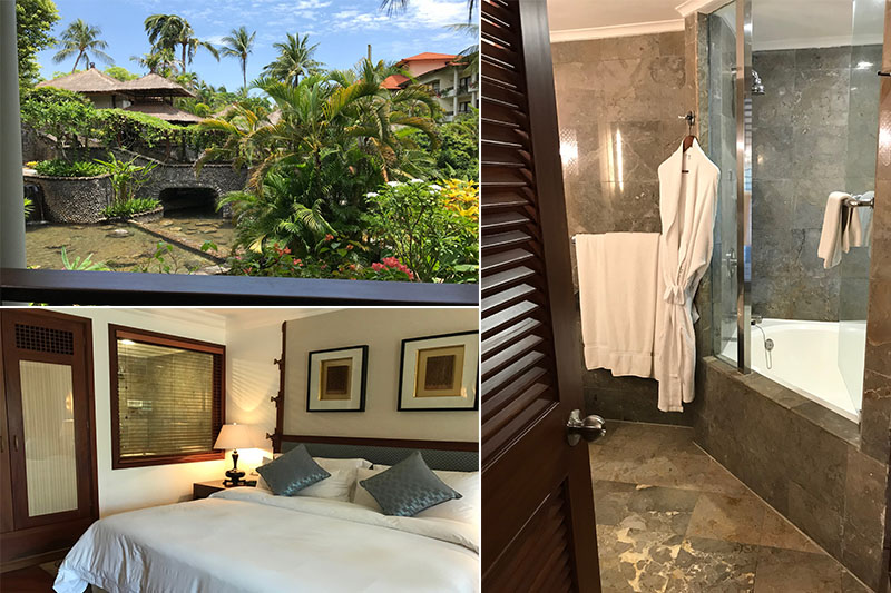 Abbies Bali Blog - Laguna Bali Nusa Dua - deluxe rooms