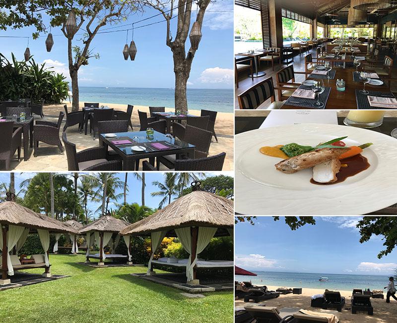 Abbies Bali Blog - Laguna Bali Nusa Dua - dining