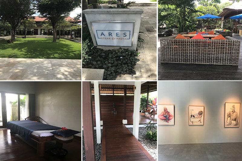 Abbies Bali Blog - Sudamala suites - overall hotel resort