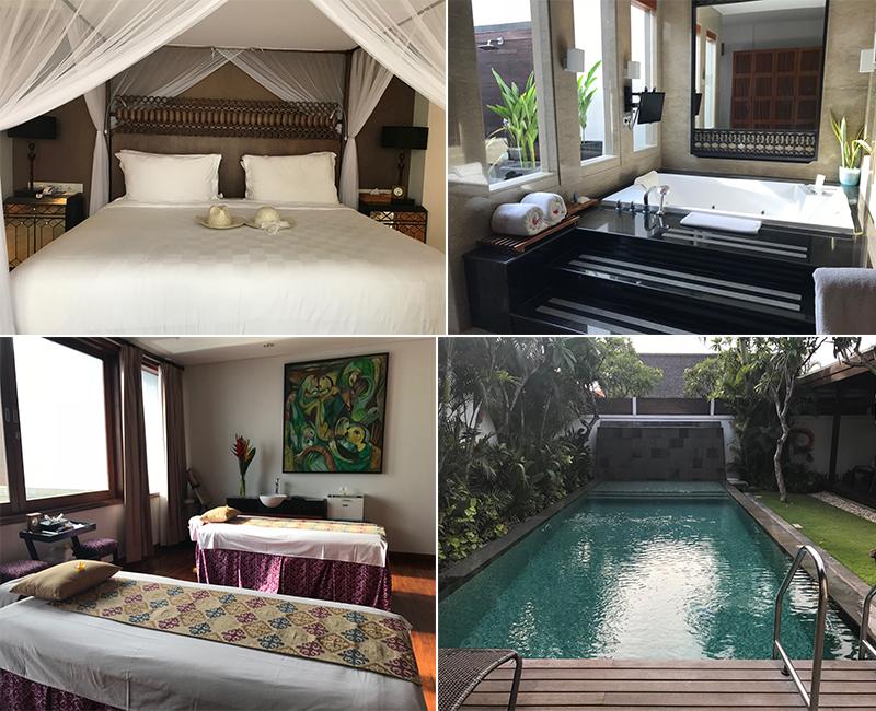 Abbies Bali Blog - The Samaya - Seminyak - room overview