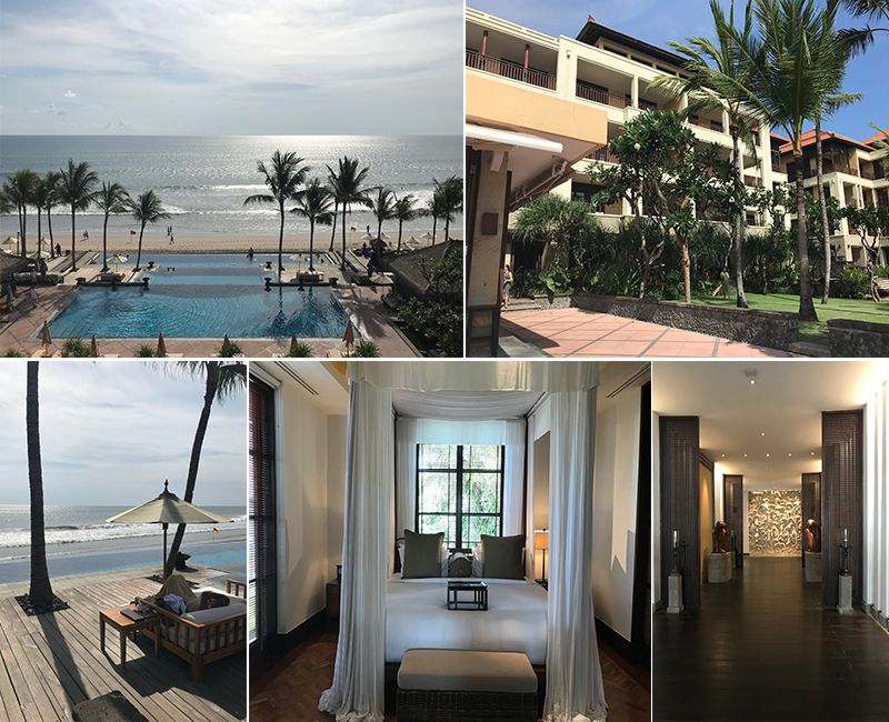 Abbies Bali Blog - The legian - Seminyak - overview