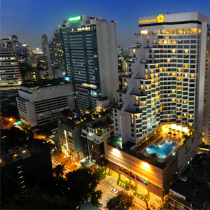 rembrandt hotel bangkok - dubai maldives and thailand multi centre