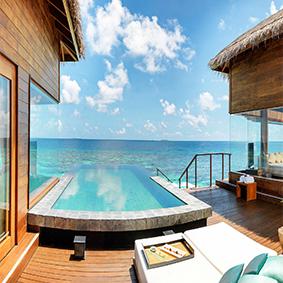 Dhevanafushi Maldives Luxury Resort - Luxury Maldives Honeymoon packages - thumbnail