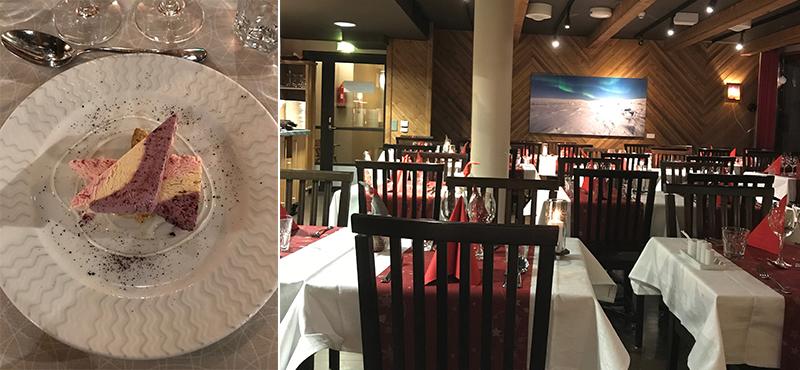food 2 - abbie visits lapland - lapland honeymoon packahes
