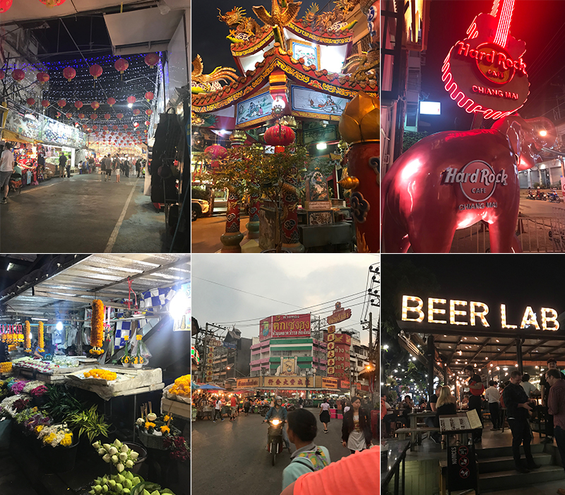 Abbie's Chiang Mai Thailand - Fam trip - Walking street food and market tour