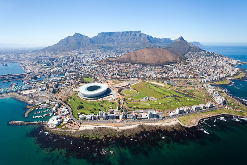 South Africa - top honeymoon destinations in 2018