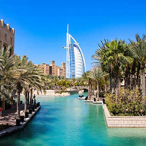 dubai honeymoon packages - thumbnail