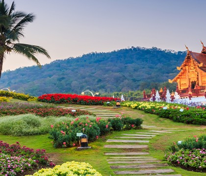 a picture of Chiang Mai