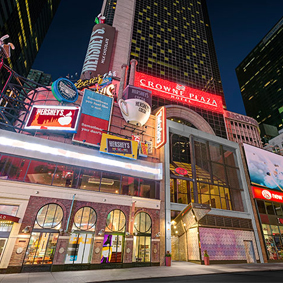 thumbnail - Crowne Plaza Times Square - luxury New York Honeymoon Packages